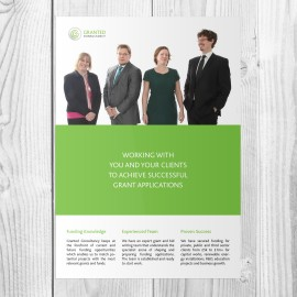 Granted Consultancy Corporate Brochure
