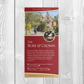 Rose & Crown Brochure